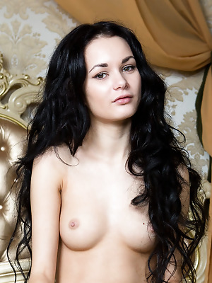 Rylsky Art  Josephine  Pussy, Cute, Erotic, Softcore, French