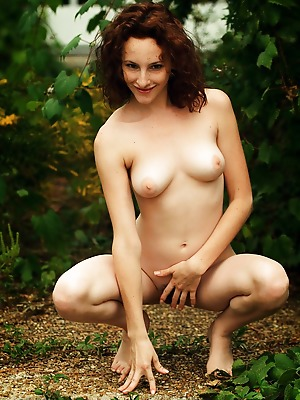 Erotic Beauty  Taneka  Pussy, Erotic, Softcore, Outdoor, Shaved